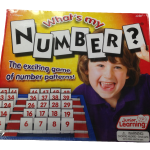 Photo of What's My Number Game